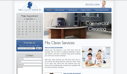 Mrs. Clean Services